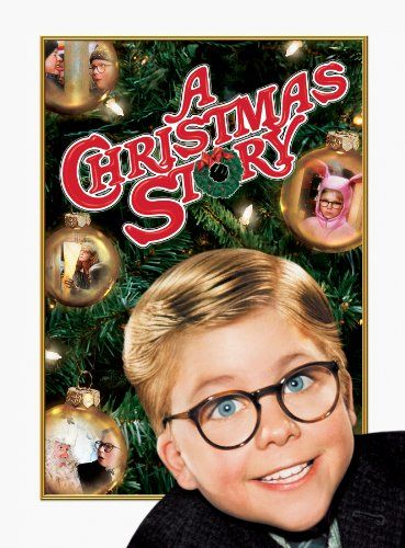 A Christmas Story - I think that we can all relate to Ralphie!  Whether you are a kid or an adult, this movie resonates with all of us at Christmas.