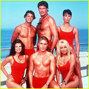 Bay Watch. The original cast!