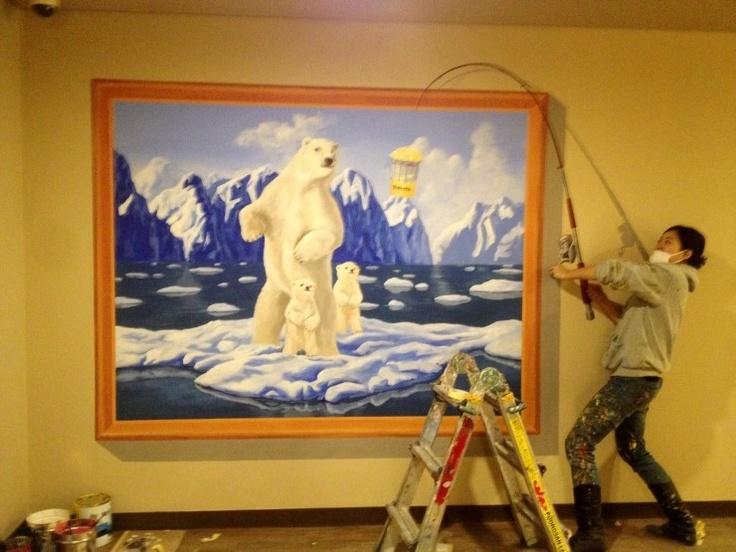 북금곰(Polar bear)