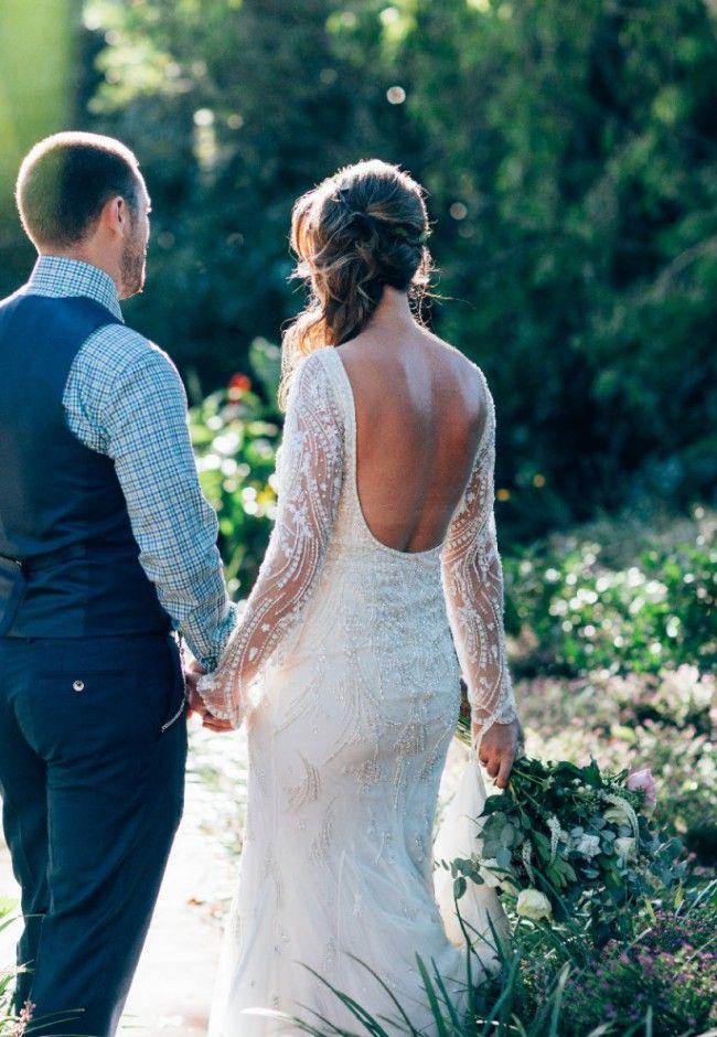 Bo & Luca Parisienne Gown  Wedding Dress on Sale 34% Off
