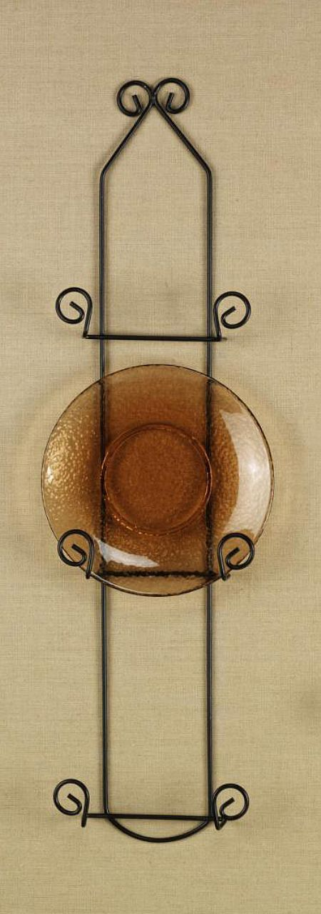Decorative Wall Plate Hanger  The best ideas about plate hangers on & Decorative Wall Plate Hanger: The easy how to for hanging plates on ...