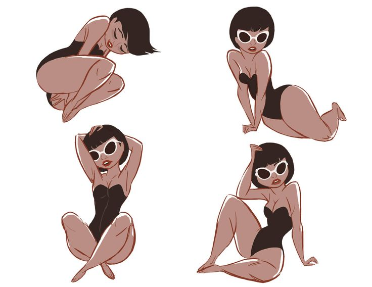 this could be in my pinup (the classics) board as well...