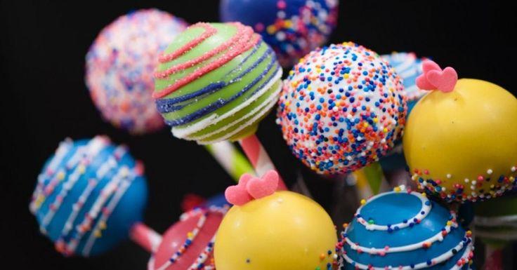 Des cake pops tous plus délicieux les uns que les autres!