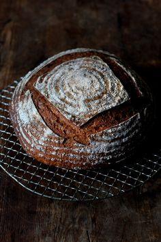 KAMAU: Honig Hafer Brot