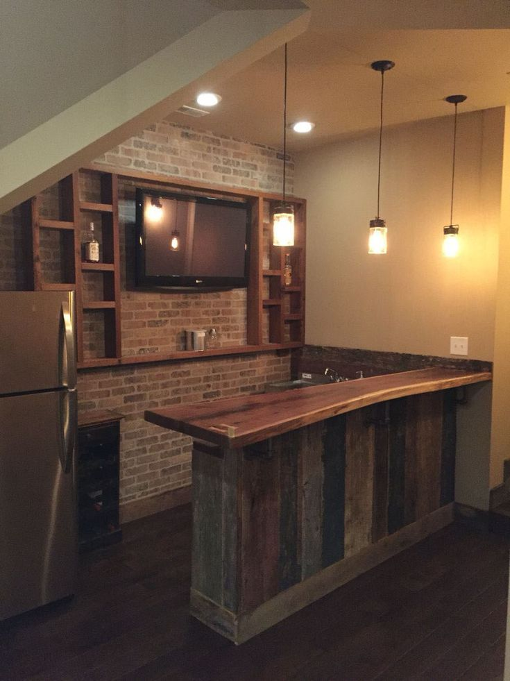 Awesome House Bar Ideas!