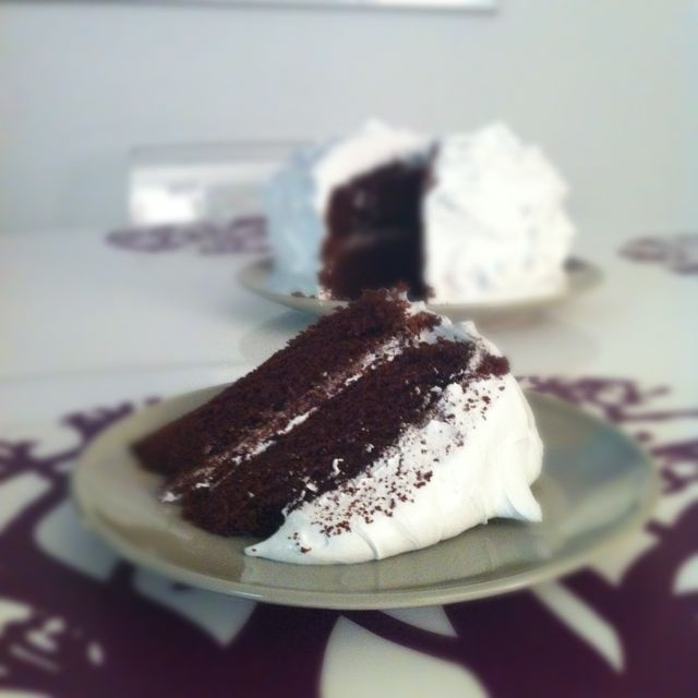 Nan's Chocolate Cake with Boiled Icing | (A) Frosting/Icing | Pintere ...