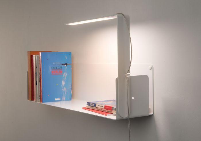 Applique design TEElight by TEEbooks #lumiere #lampedechevet #tabledechevet #design #interiordesign #lampe #productdesign #designer #minimalist #contemporain #applique #mural #appliquedesign