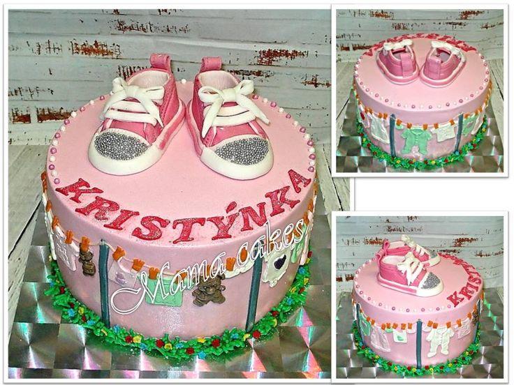 Narození miminka -   Baby Shower Cakes
