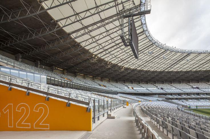 Gallery of Mineirão Stadium / BCMF Arquitetos - 14