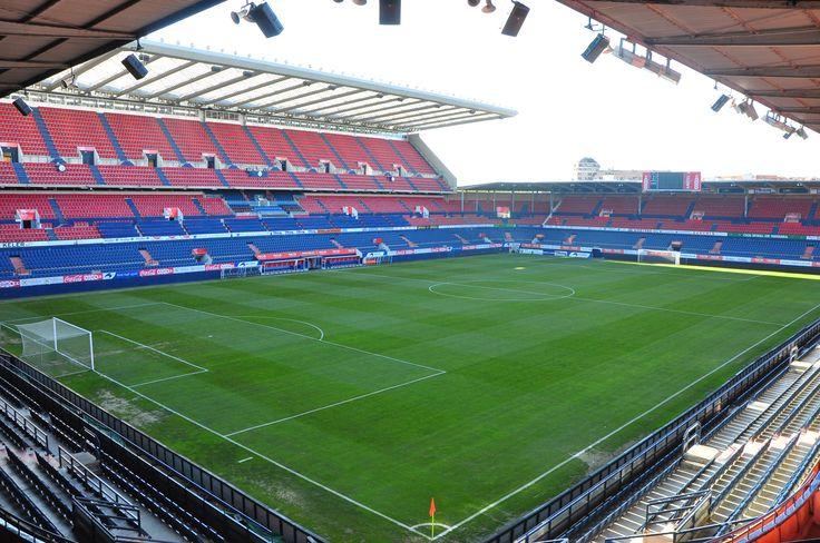 Estadio El Sadar. / Cedida por: CA Osasuna.