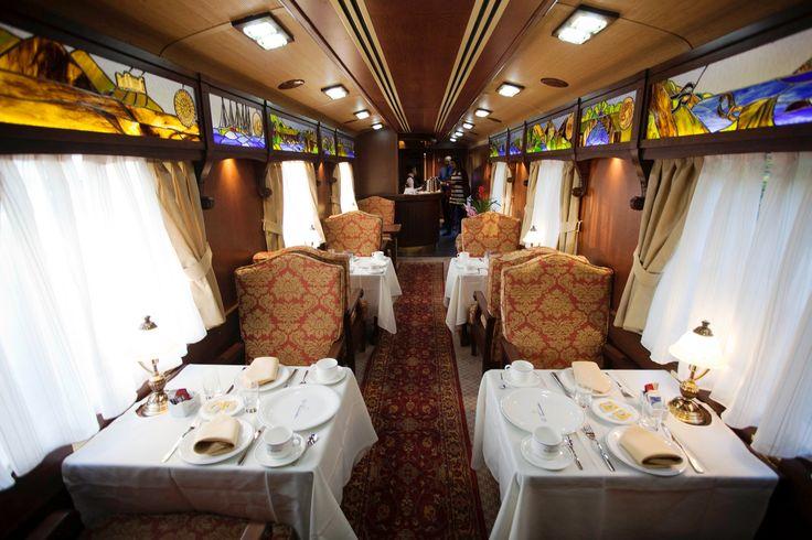 Transcantabrico train #Galicia