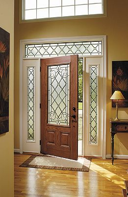 25 best ideas about fiberglass entry doors on pinterest for Energy efficient entry doors