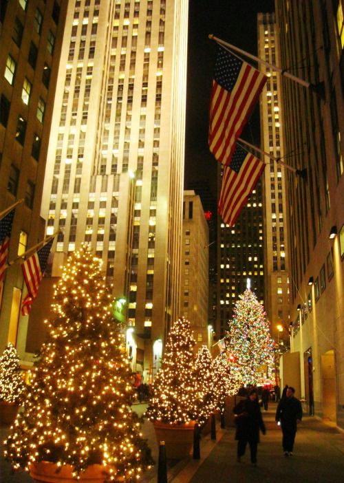 Christmas in New York City.Love to be here now.Please check out my website thanks. www.photopix.co.nz
