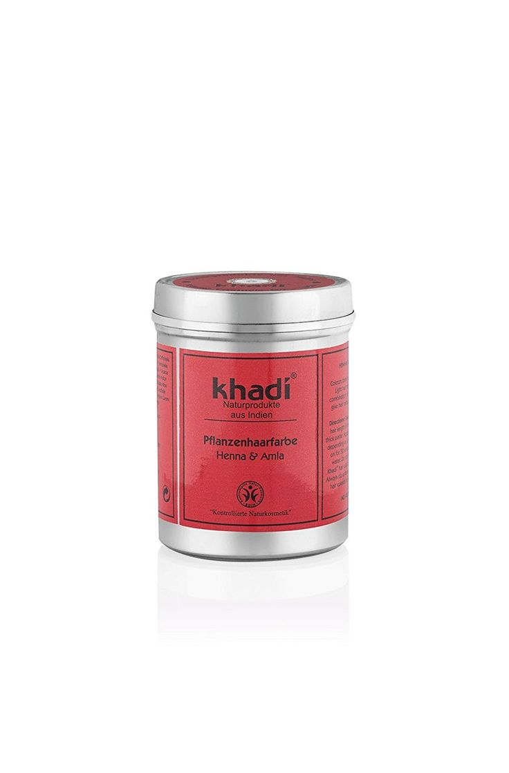 Khadi - Herbal Hair Colour Henna  #hairideas