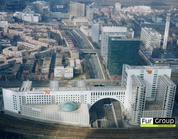 Nationale Nederlanden, The Hague, The Netherlands