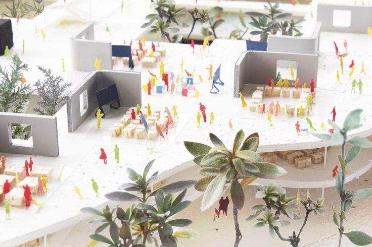 New Integrated Elementary / Junior High School in Nagareyama - Coelacanth and Associates