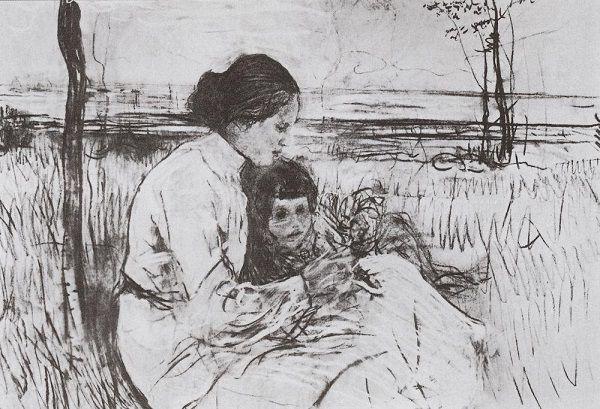 Одинокая мама особого ребенка