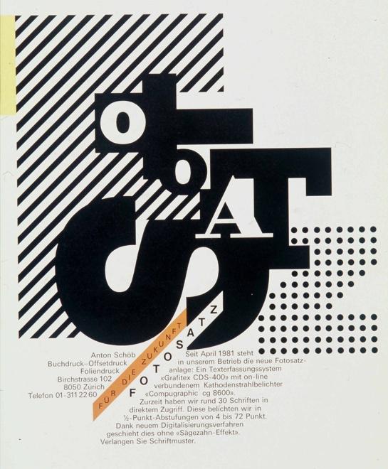 ITS - Rosmarie Tissi, (b. 1937)