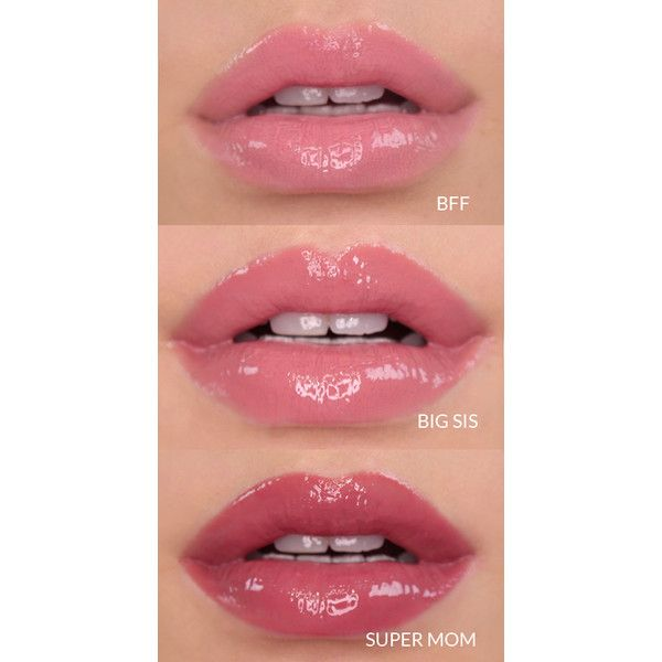 Power Oils Lip Gloss 29 Liked On Polyvore Featuring Beauty