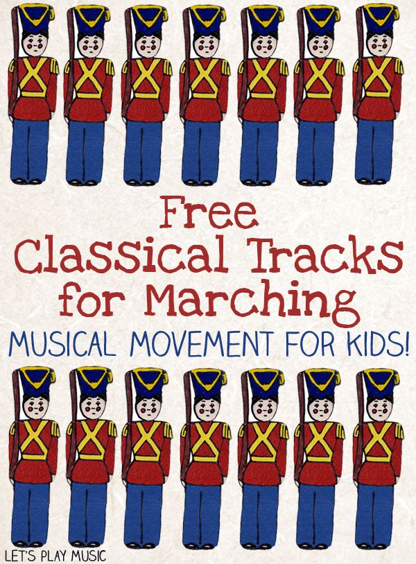 Marching is a fantastic musical activity for kids. It combines music, movement, listening and imagination and so provides a wealth of educational benefits. These Best Classical Music Tracks for Marching are perfect for including as part of any soldier themed lesson or even just playing on a rainy afternoon, banging …