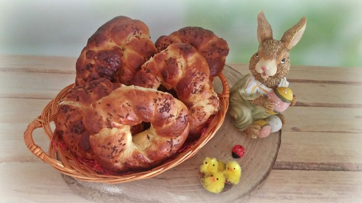 Brioche Easter treat