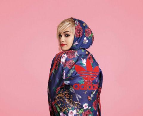 Rita Ora signe 5 collections avec Adidas | Clin d'oeil