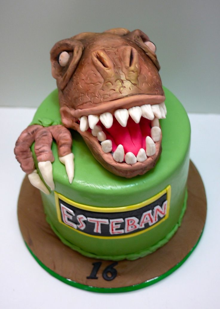 145 best images about Birthdays on Pinterest Jurassic ...