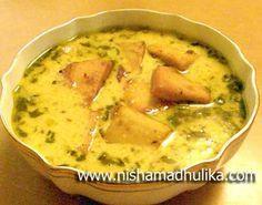 Pitod ki Sabzi, Rajasthani Recipe