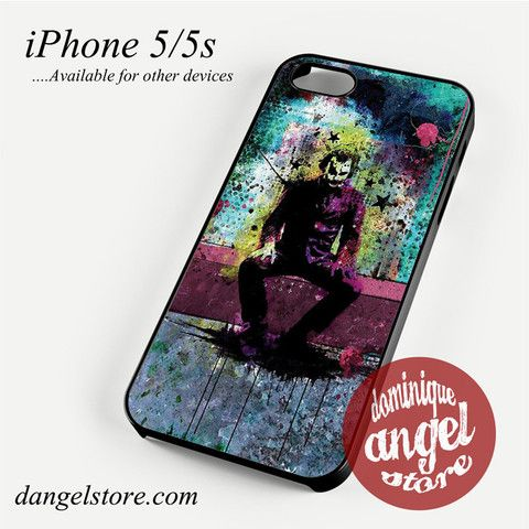 The Joker art 3 Phone case for iPhone 4/4s/5/5c/5s/6/6 plus