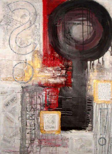 moderne art, Renata Mientus-Poulsen