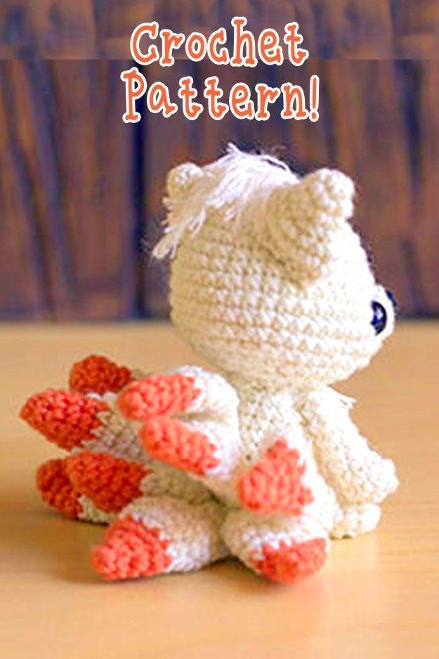 The Cute Pokemon Pocket Monster Dolls Handmade in Crochet ...   938x625