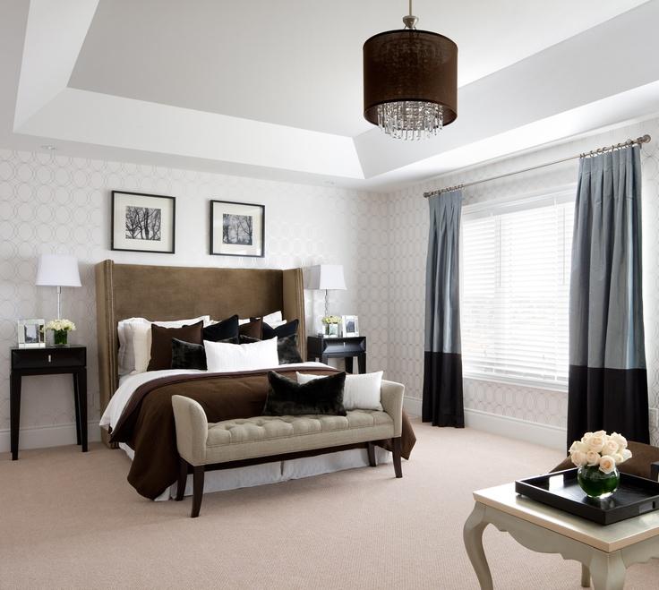 Tully Model Home   master bedroom. 12 best Tully Model Home images on Pinterest