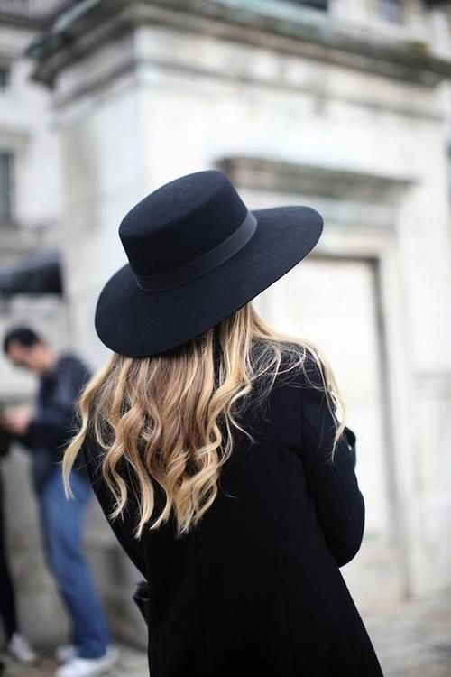 6eac66c1c4b I've seen a really nice fedora hat in Primark, only £8! I need a hat for  winter.... | winter in 2019 | Fashion, Brim hat, Wide brim hat