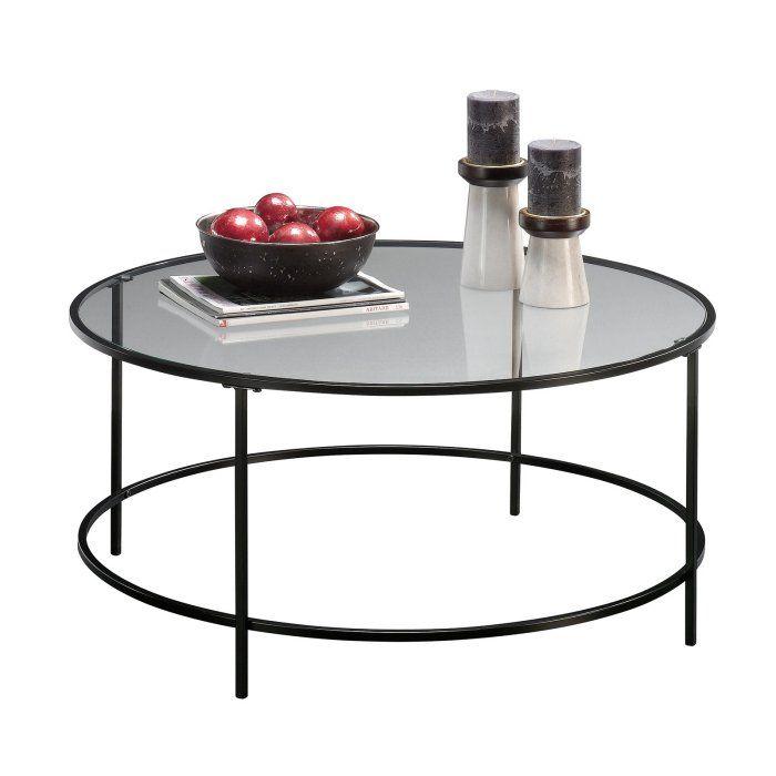 Better Homes Gardens Nola Coffee Table Glass Coffee Table Round Glass Coffee Table Round Coffee Table Modern