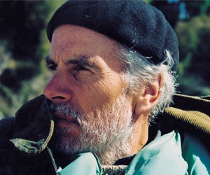 Douglas Tompkins, an environmentalist and former businessman (founder of North Face) who, along with his wife Kristine Tompkins, has conserved over 2 million acres of wilderness in Chile and Argentina, more than any other private individual.