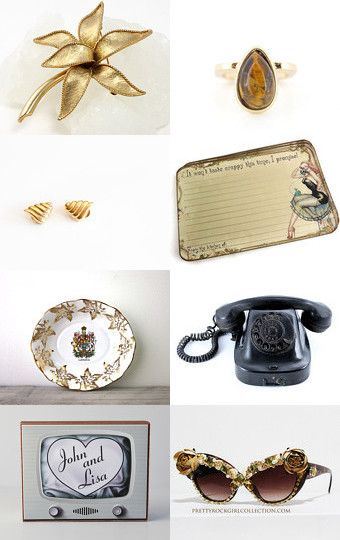 Vintage by Marzena on Etsy--Pinned with TreasuryPin.com