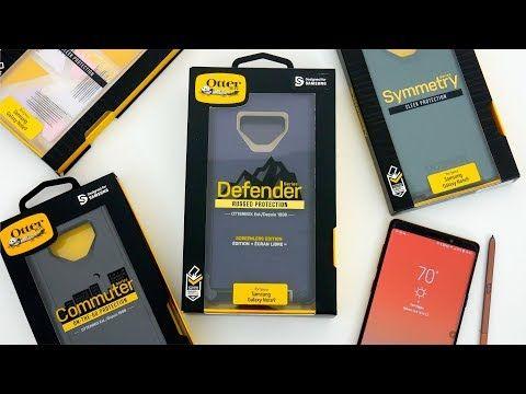 Otterbox Defender Vs Commuter >> Samsung Galaxy Note 9 All Otterbox Cases Defender Vs