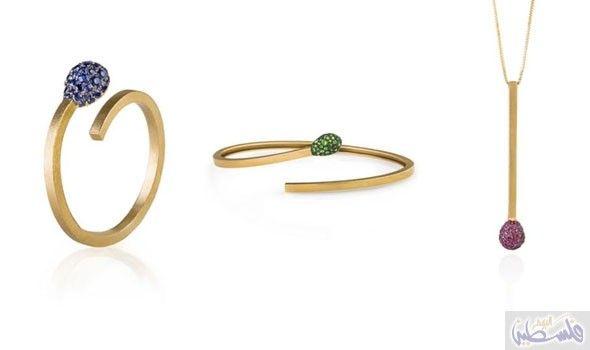 """مجوهرات """" Nada G"""" تغازل المرأة بـ""""إهداء إلى الحب"""": أطلقت علامة المجوهرات """" Nada G"""" مجموعتها الجديدة التي حملت عنوان """"إهداء إلى الحب"""", وهي…"""