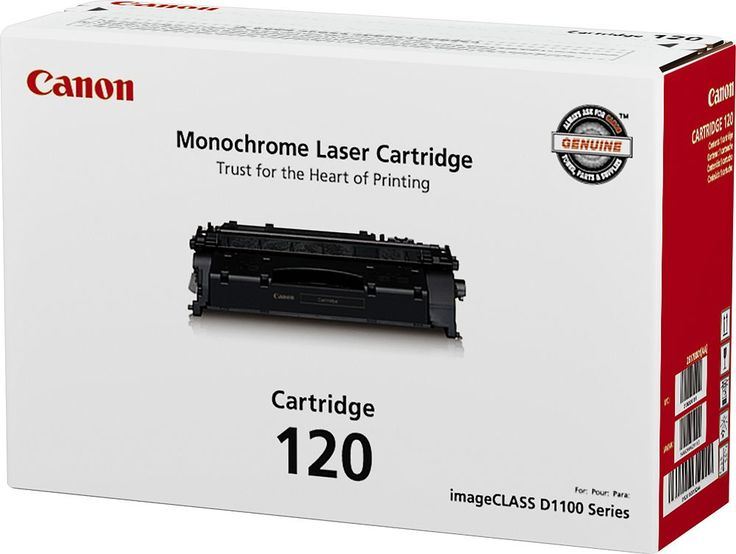 Canon - 120 Toner Cartridge - Black