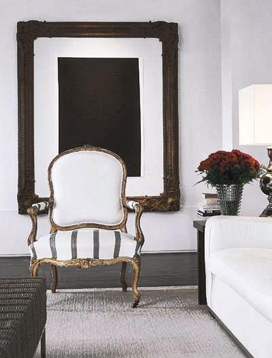 Art In Homes ~ <BR/>Delightful Antique Frames
