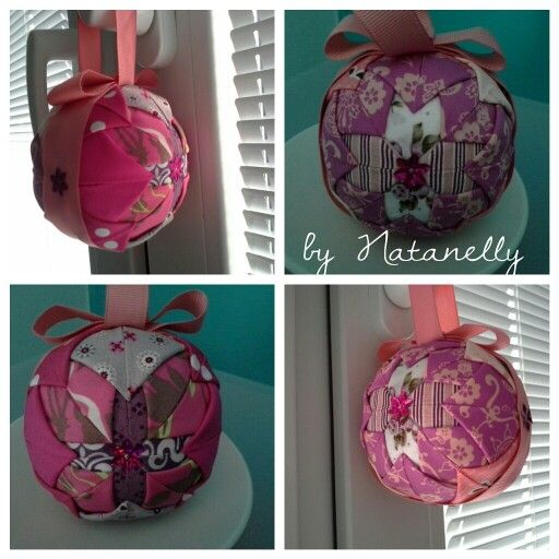 Themtotaly first xmas ball from me
