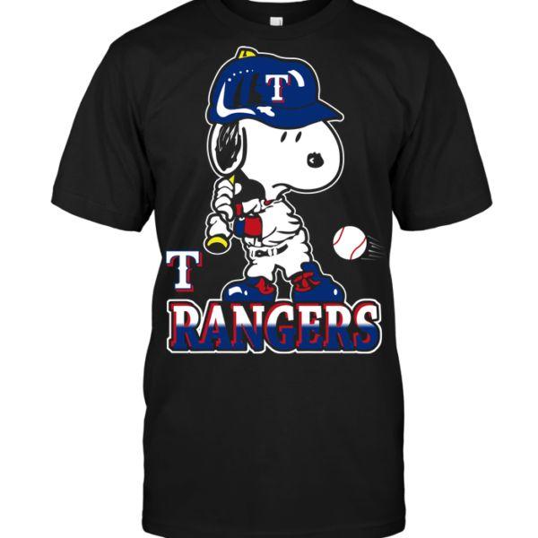 Snoopy Texas Rangers – POISETEE