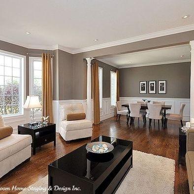 17 mejores imágenes sobre dining room grey vs beige... en ...