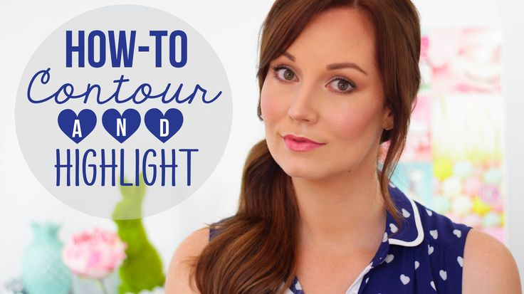 How To | Contour & Highlight For Beginners