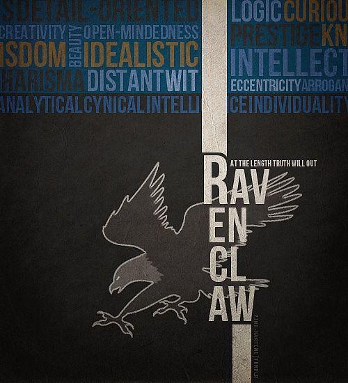 I am a Ravenclaw: Hogwarts, Book, Ravenclaw Pride, Harry Potter, House