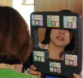 This website is a great resource for learning about AAC, which is when a person learns how to communicate in an alternative way. This website shows that communication can come in many different forms including, speech, gestures, text, sign language, pictures, symbols, and speech generating devices. It also expresses that the form of communication is not important as long as the message is understood successfully.