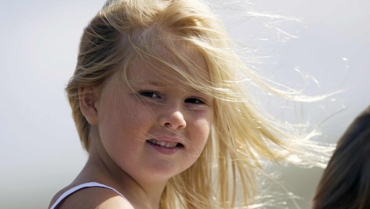 Prinses Amalia viert 11e verjaardag