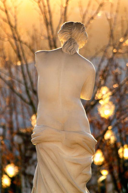 [NX30] 비너스(Venus de Milo)의 뒤태.....