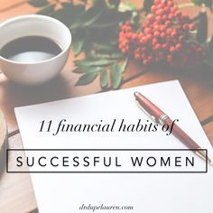 Professional success and financial success are often (if we're lucky) two sides of the same coin. Let's be honest, most of us have financial freedom as a fairly important life goal...