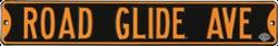 Harley-Davidson Road Glide Ave Sign